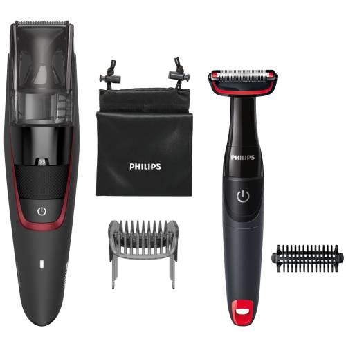 Beardtrimmer series 7000 Vaakumiga habemepiirel BT7501/85 veebipoes | Philipsi pood