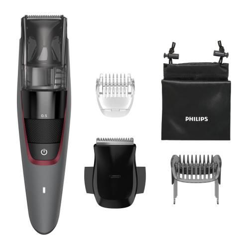 Beardtrimmer series 7000 Vaakumiga habemepiirel BT7510/15 veebipoes | Philipsi pood
