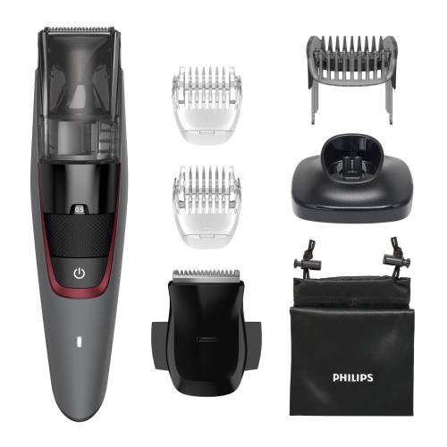 Beardtrimmer series 7000 Vaakumiga habemepiirel BT7512/15 veebipoes | Philipsi pood