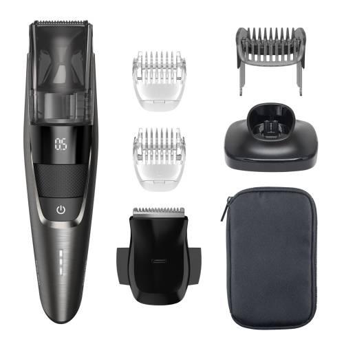 Beardtrimmer series 7000 Vaakumiga habemepiirel BT7520/15 veebipoes | Philipsi pood
