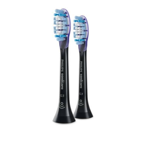 Philips Sonicare G3 Premium Gum Care Tavalised Sonic-hambaharja pead HX9052/33 veebipoes   Philipsi pood