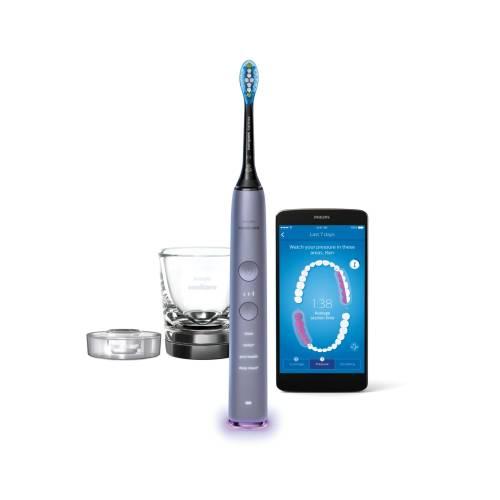 Philips Sonicare DiamondClean Smart Elektriline Sonic-hambahari koos rakendusega HX9901/43 veebipoes   Philipsi pood