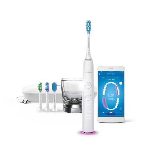 Philips Sonicare DiamondClean Smart Elektriline Sonic-hambahari koos rakendusega HX9924/07 veebipoes   Philipsi pood